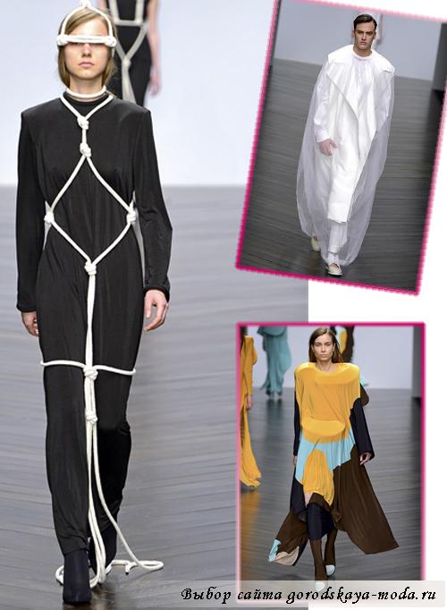 Миниатюра к статье Неделя моды в Лондоне. Коллекции сезона осень - зима 2013 - 2014