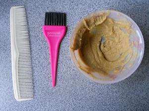 Миниатюра к статье Горчичная маска для волос