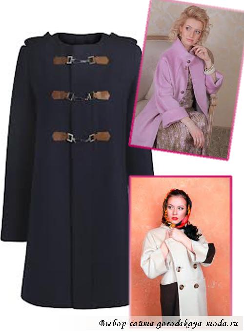 женские пальто сезона весна 2013