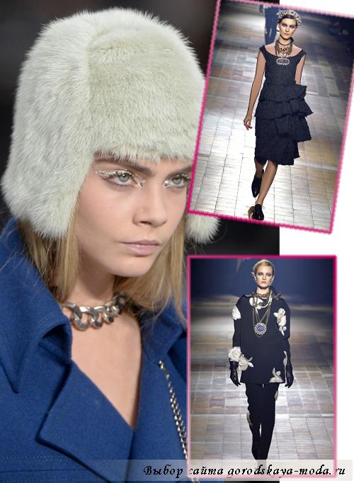 Миниатюра к статье Модные аксессуары осень-зима 2013-2014