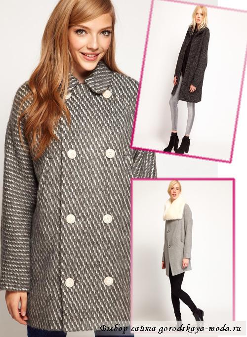 женские пальто осень-зима 2013-2014