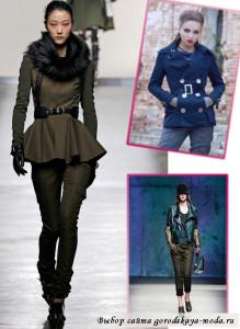 Модные Куртки Зима 2013
