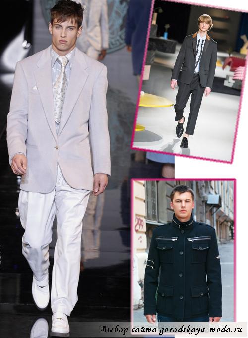 мужские костюмы осень-зима 2013-2014