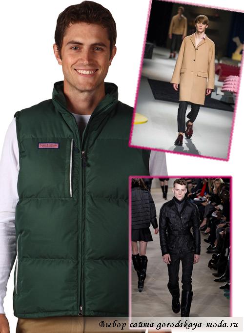 мужская одежда осень-зима 2013-2014 фото