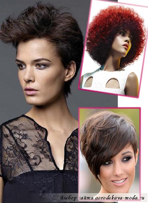 Миниатюра к статье Модные причёски на Новый год 2014