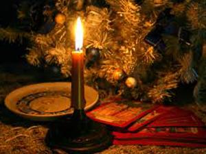 рождественские гадания 2014