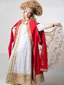русские национальные костюмы фото