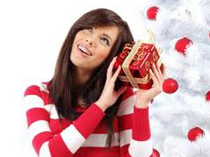 новогодние подарки для девушки 2014