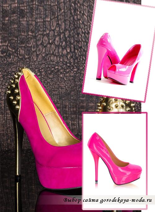 Миниатюра к статье С чем носить розовые туфли — лучшие рекомендации
