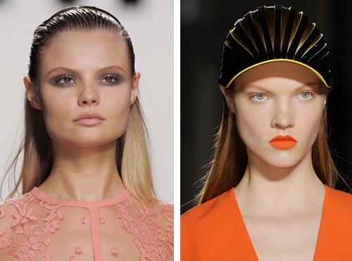 Миниатюра к статье Модный макияж весна-лето 2014