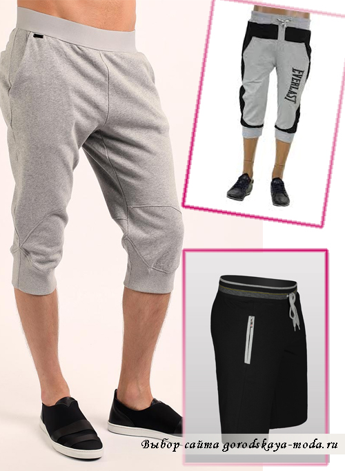 Миниатюра к статье Модные мужские бриджи