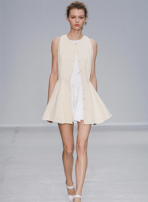 Миниатюра к статье Модные платья весна-лето 2014