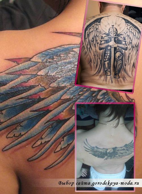 Миниатюра к статье Татуировки и их значение