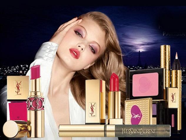 Миниатюра к статье Огни большого города в новой коллекции макияжа от Yves Saint Laurent