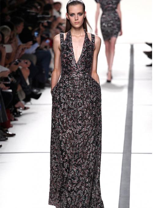 Миниатюра к статье Модные сарафаны лето 2014
