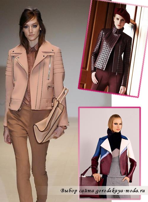 Миниатюра к статье Самые модные куртки осень-зима 2014-2015