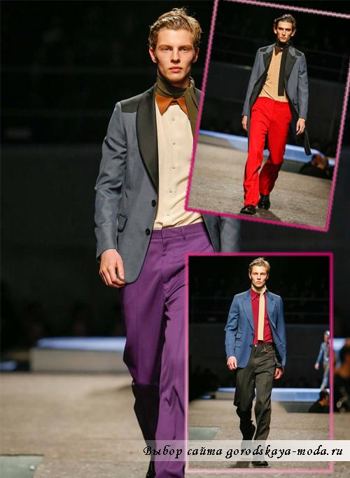 Миниатюра к статье Мужская мода осень зима 2014-2015