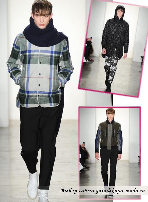 Зимние куртки от Tim-Coppens