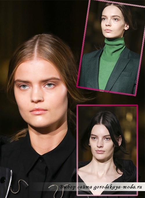 Миниатюра к статье Модный макияж осень-зима 2014-2015