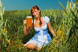 пиво и женский организм
