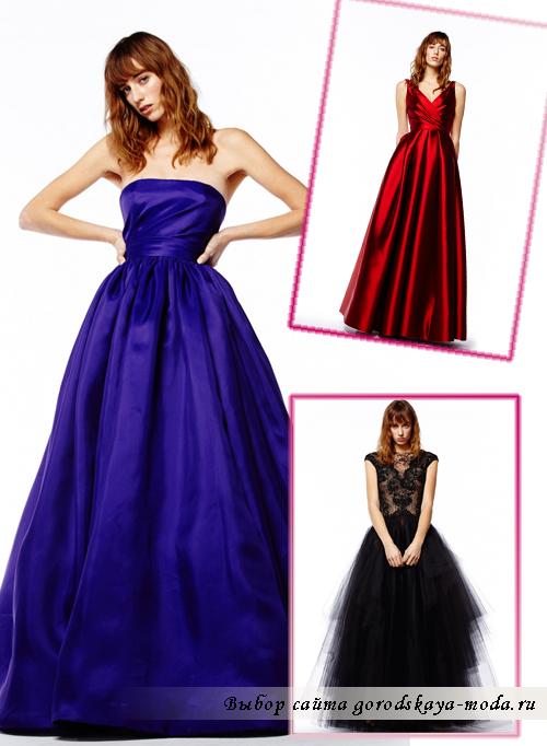 Свадебные платья осень-зима 2014-2015