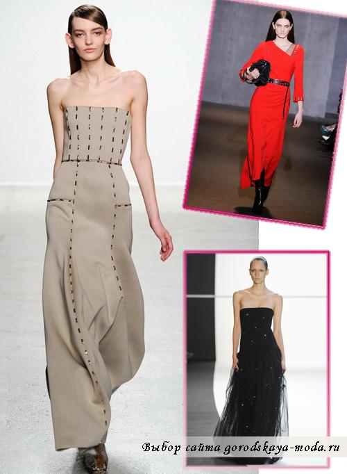 Платья 2015 в таких платьях вы будете