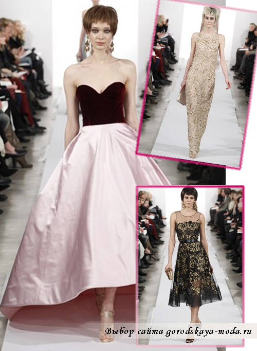 Свадебные платья от Оскар де ла Рента