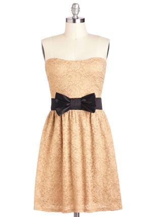 бежевое платье на новый год 2015