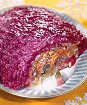 Рецепт салата шуба