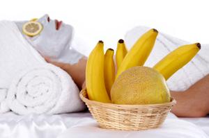 Маски для лица с бананом для проблемной кожи