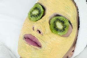 Банановые маски для лица против морщин