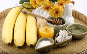 Маски с бананом для всех типов кожи