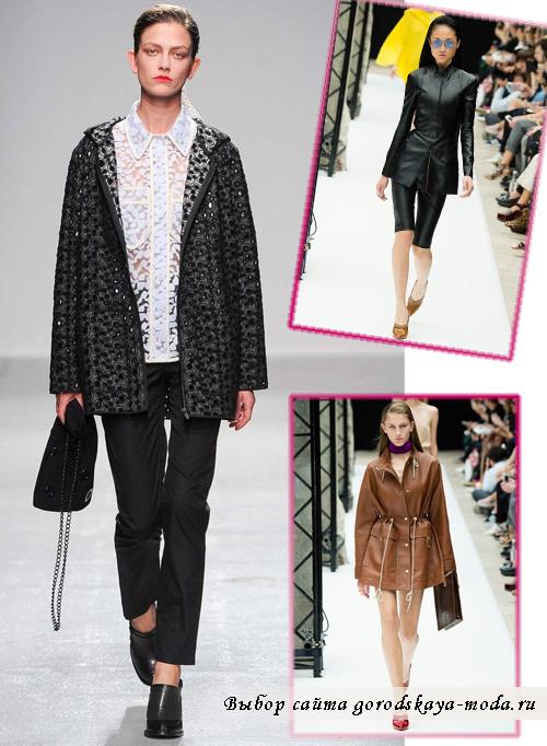 Выбираем женские куртки на весну 2015