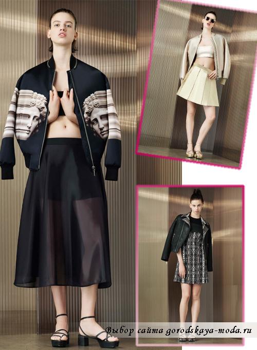 куртки весна 2015 на молнии