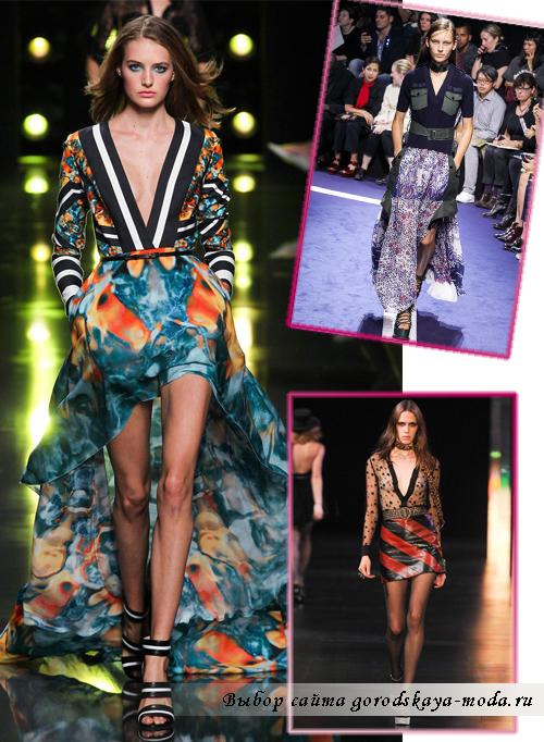 Модные Блузки Весна 2017