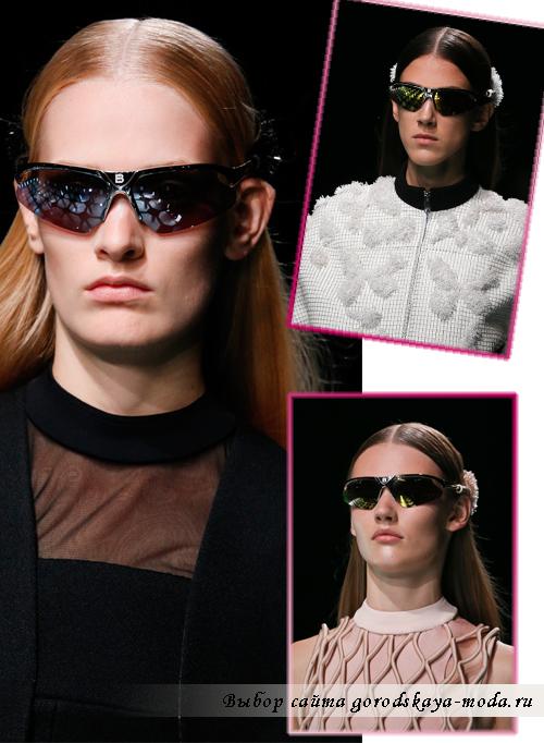 солнцезащитные очки весна-лето 2015 от Balenciaga
