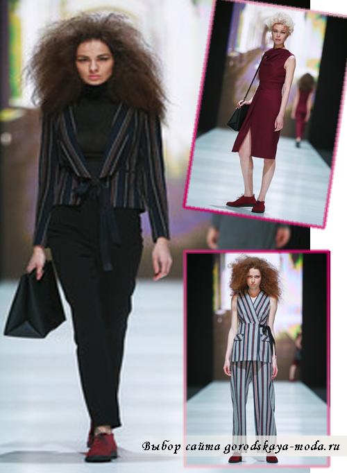 Миниатюра к статье Модные причёски осень-зима 2015-2016