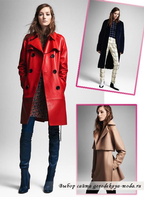 Миниатюра к статье Пальто осень-зима 2015-2016. Самые модные модели сезона