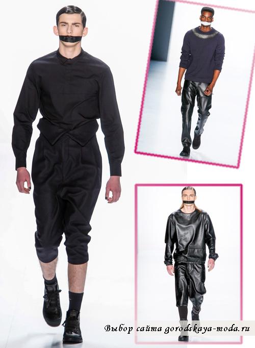 Миниатюра к статье Мужская мода осень-зима 2015-2016
