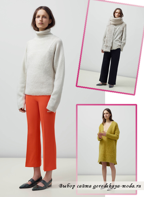 Миниатюра к статье Модные кофты осень-зима 2015-2016