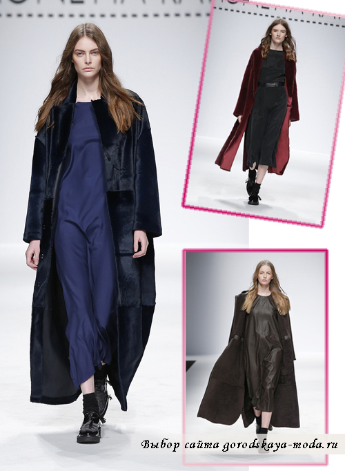 Миниатюра к статье Модные плащи осень 2015