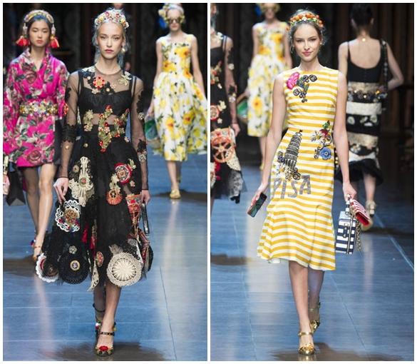 Миниатюра к статье Женская мода весна-лето 2016