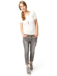 Миниатюра к статье Как правильно подобрать обувь к джинсам