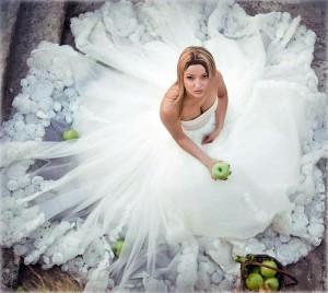 Миниатюра к статье Свадебное чудо: как подобрать идеальный свадебный наряд