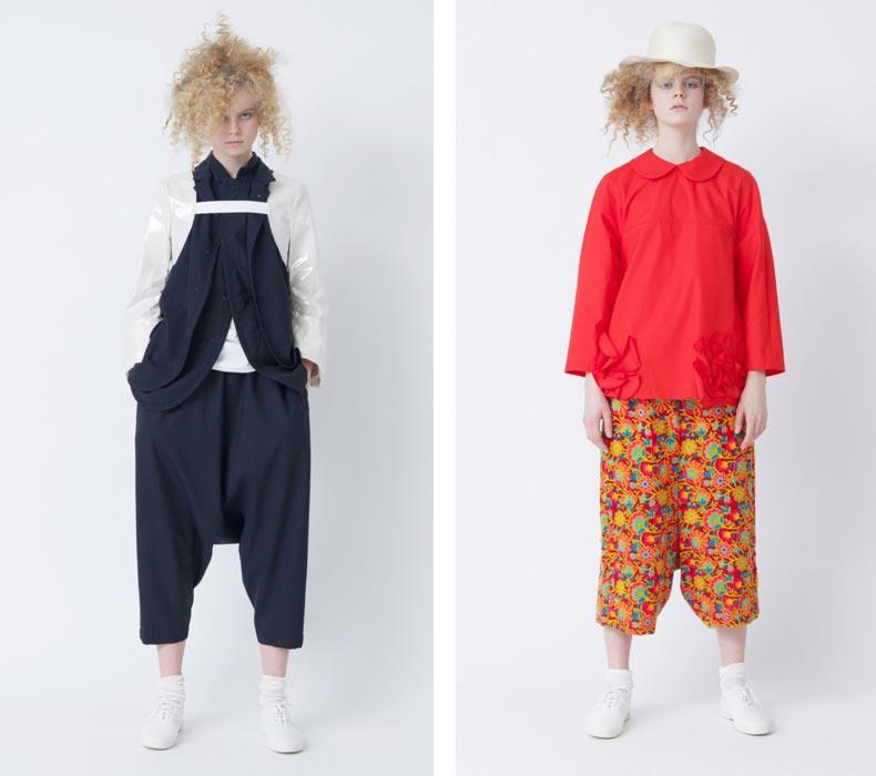 Миниатюра к статье Модные брюки весна-лето 2017